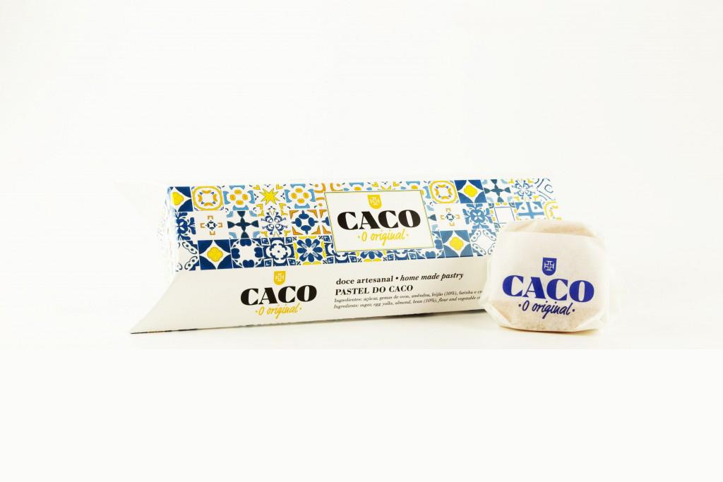 Pastel do Caco
